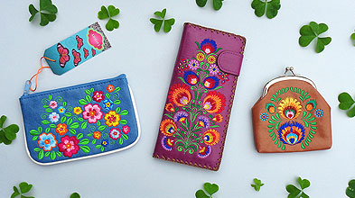 Lavishy design & wholesale original, beautiful and affordable embroidered vegan bags, wallets and accessories