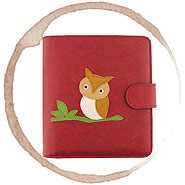 LAVISHY Adora collection wholesale vegan applique passport wallets to gift shop, clothing & fashion accessories boutique, book store, souvenir shops in Canada, USA & worldwide.