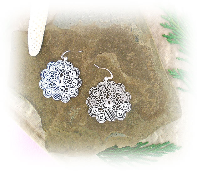 lavishy funkii collection cheap chic filigree earrings