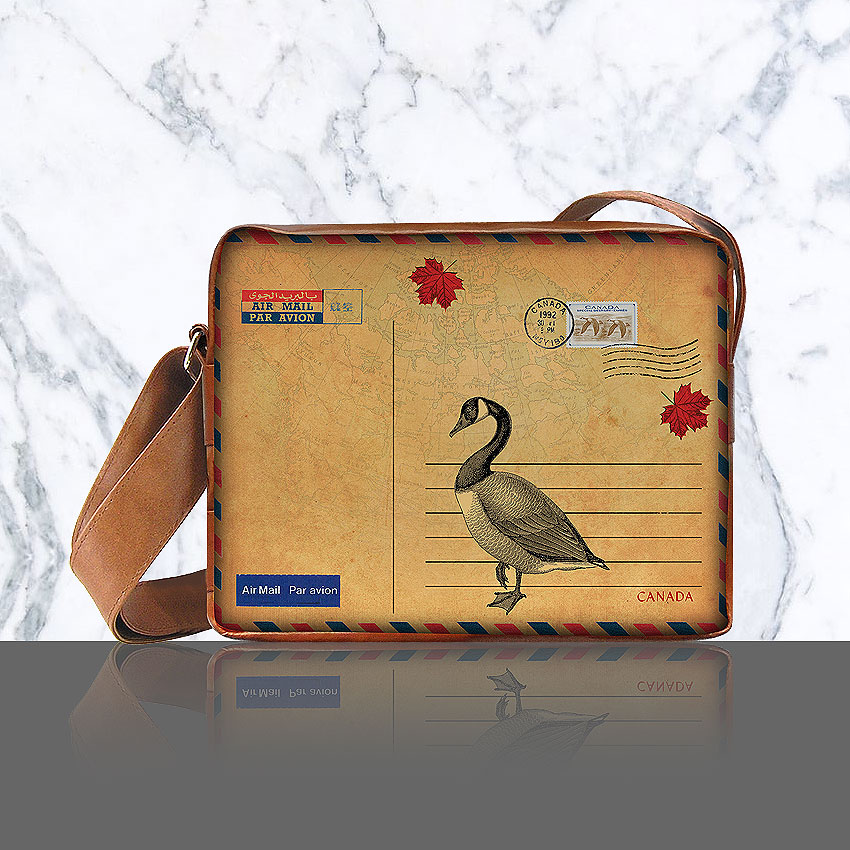 LAVISHY design & wholesale Canada themed vegan travel bags to gift shops, clothing & fashion accessories boutiques, book stores and speciality retailers in Canada, USA and worldwide.